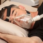 Dr Wolford CPAP mask