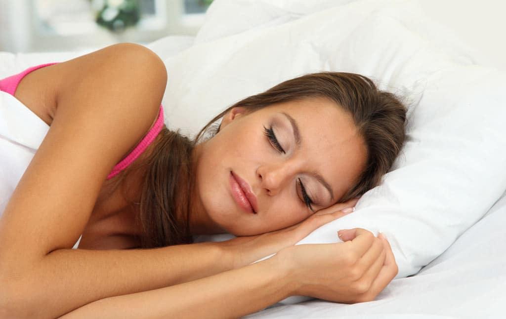 Woman Sleeping No Snoring Larry M Wolford Dmd