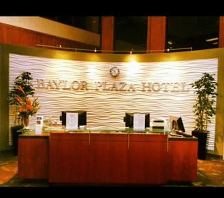 Baylor Hospital Plaza Hotel