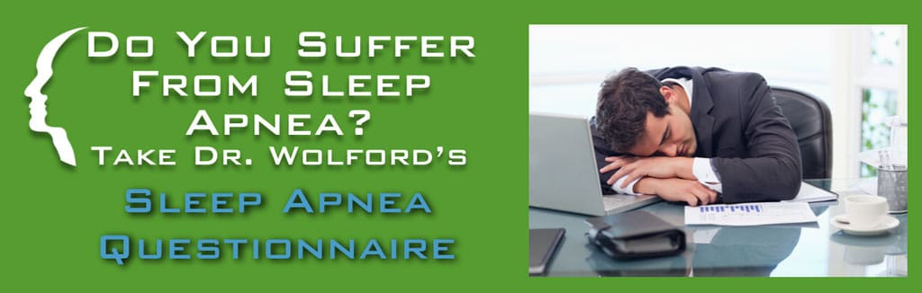 Slaap-Apnea-Questionnaire